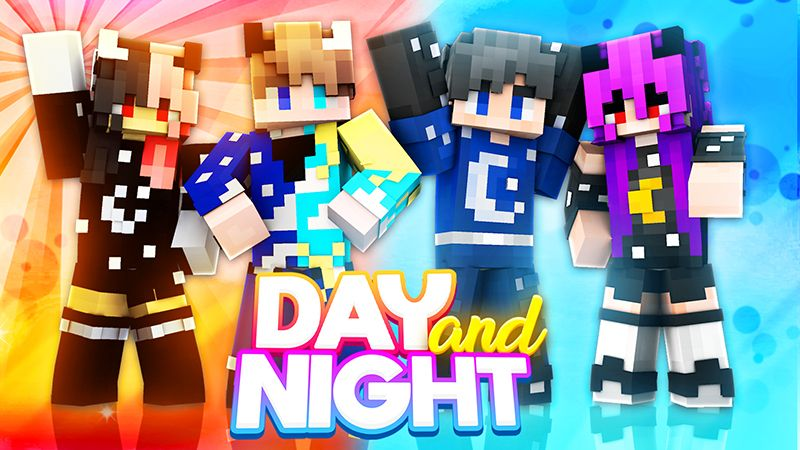 Day and Night on the Minecraft Marketplace by Sapphire Studios