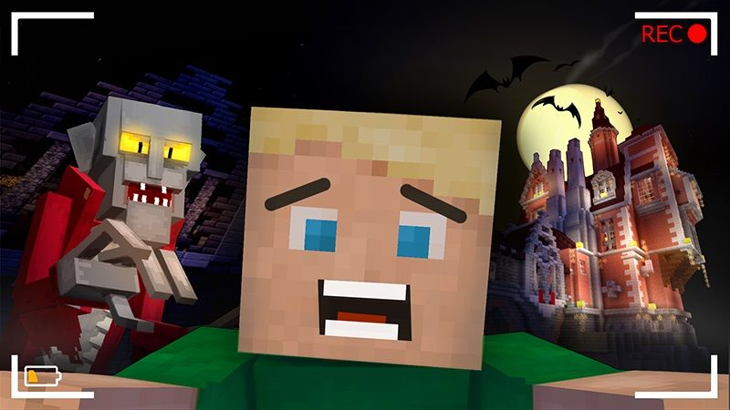 Scary Vampires on the Minecraft Marketplace by Lifeboat