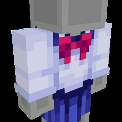 School Uniform on the Minecraft Marketplace by 57Digital