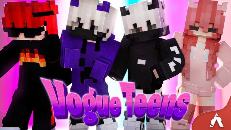Vogue Teens on the Minecraft Marketplace by Atheris Games