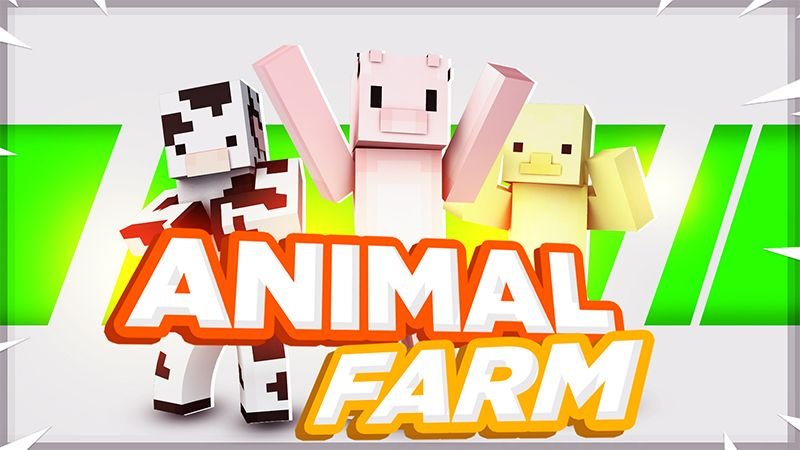 ANIMAL FARM on the Minecraft Marketplace by ChewMingo