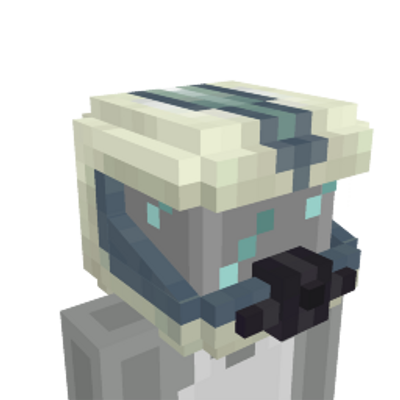 Space Helmet on the Minecraft Marketplace by Maca Designs