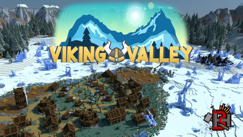 Viking Valley on the Minecraft Marketplace by Builders Horizon
