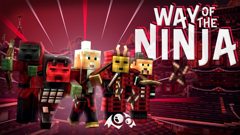 Way of the Ninja on the Minecraft Marketplace by Monster Egg Studios