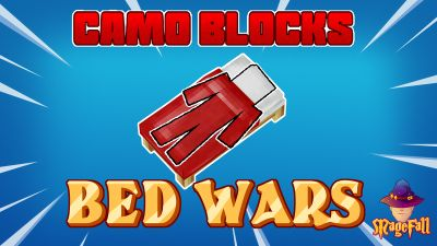 Camo Blocks Bed Wars on the Minecraft Marketplace by Magefall