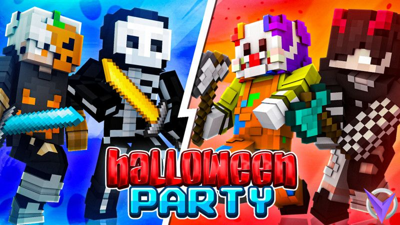 Halloween Party on the Minecraft Marketplace by Team Visionary