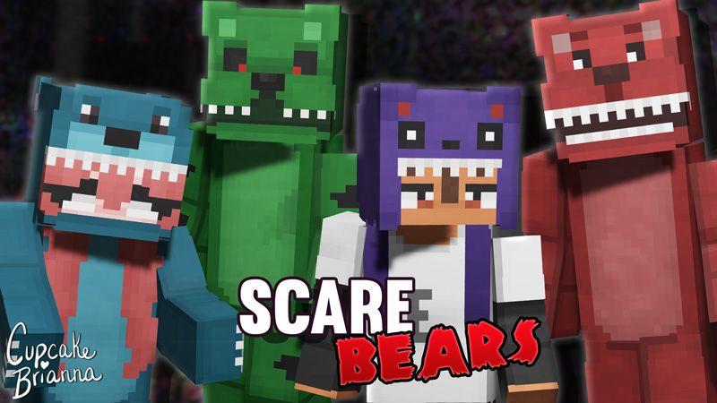 Scare Bears HD Skin Pack