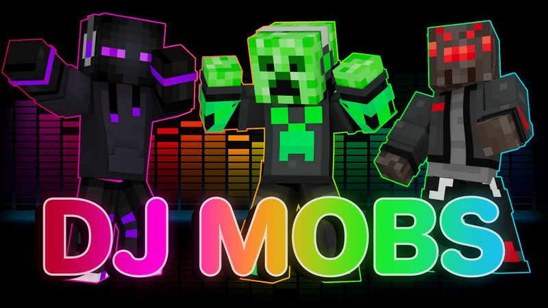 DJ Mobs on the Minecraft Marketplace by Magefall