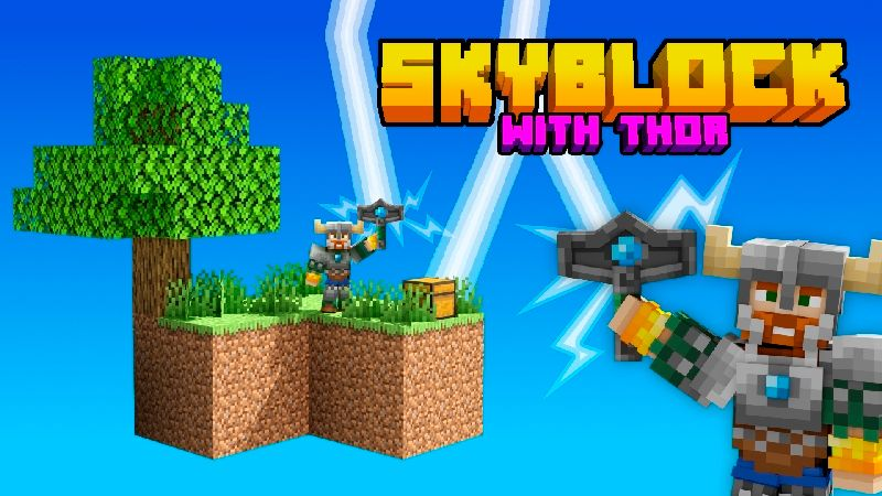 Skyblock with Thor
