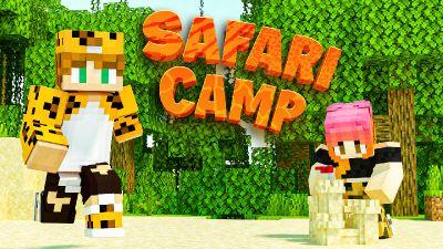 Safari Camp on the Minecraft Marketplace by Impulse