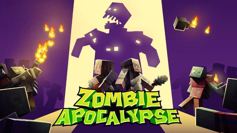 ZOMBIE APOCALYPSE on the Minecraft Marketplace by SNDBX