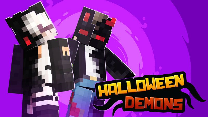 Halloween Demons on the Minecraft Marketplace by Ninja Squirrel Gaming