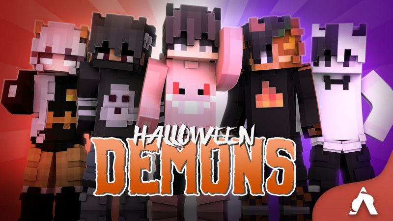 Halloween Demons on the Minecraft Marketplace by Atheris Games