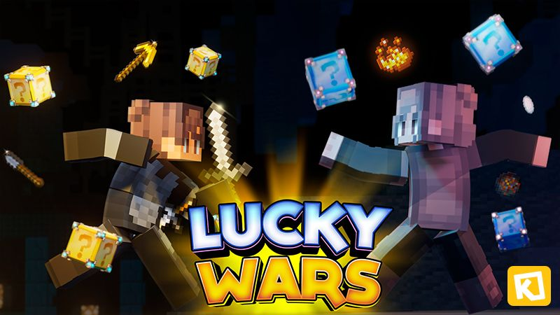 Lucky Wars on the Minecraft Marketplace by Kuboc Studios
