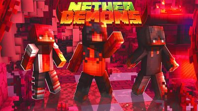 Nether Demons on the Minecraft Marketplace by Cynosia