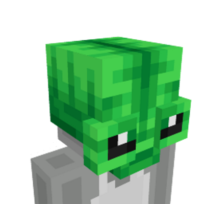Alien Mask on the Minecraft Marketplace by Square Dreams