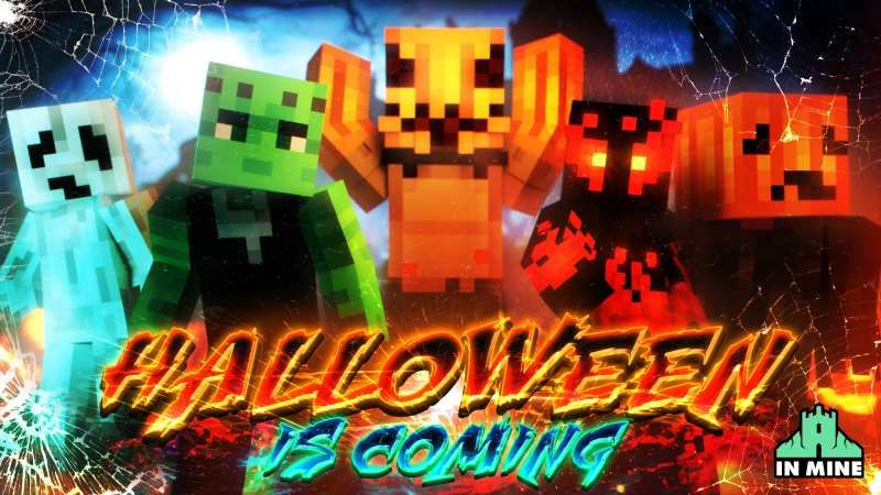 Halloween Is Coming on the Minecraft Marketplace by In Mine