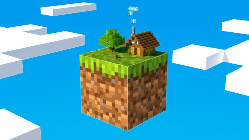 One Block Sky Survival