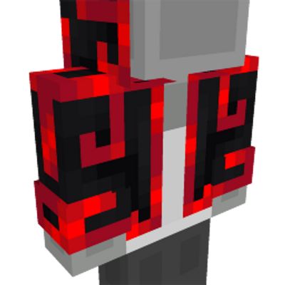 Party Red Jacket on the Minecraft Marketplace by Pixels & Blocks