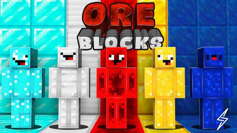 Ore Blocks on the Minecraft Marketplace by Senior Studios