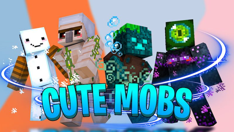 Cute Mobs on the Minecraft Marketplace by DogHouse