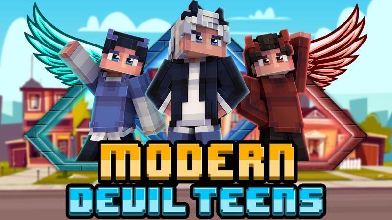 Modern Devil Teens on the Minecraft Marketplace by 4KS Studios