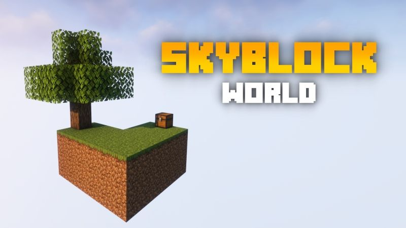 Skyblock World on the Minecraft Marketplace by Fall Studios