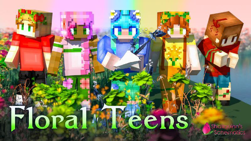 Floral Teens