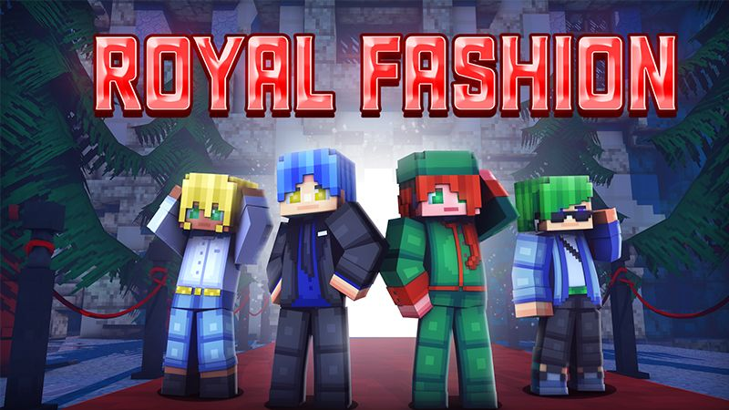 Royal Fashion on the Minecraft Marketplace by Dark Lab Creations