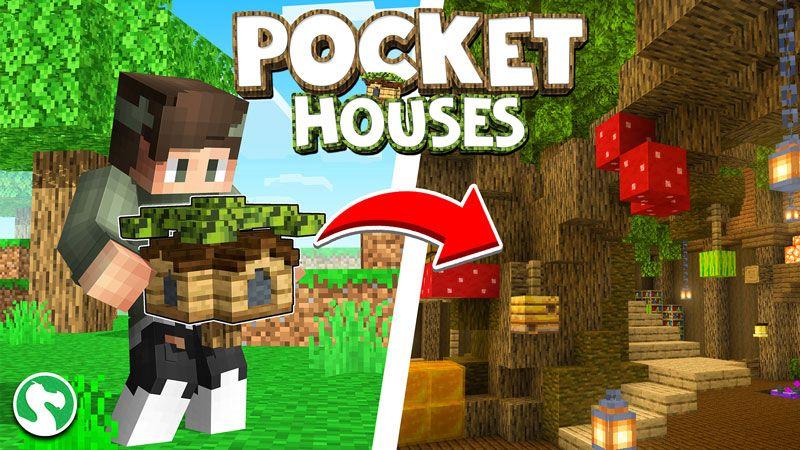Pocket Houses on the Minecraft Marketplace by Dodo Studios