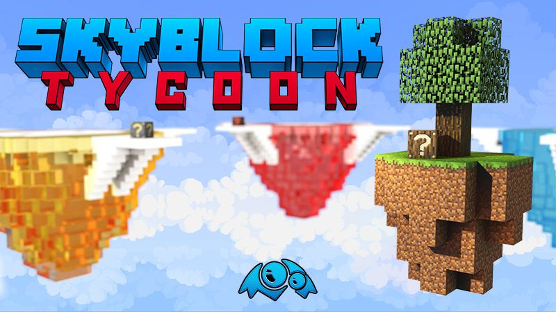 Skyblock Tycoon on the Minecraft Marketplace by Monster Egg Studios