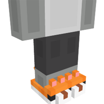 Cat Slippers on the Minecraft Marketplace by Diveblocks