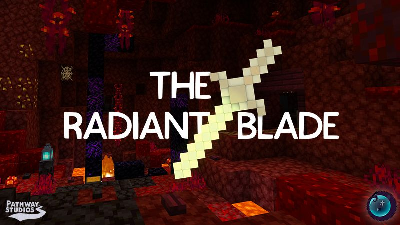 The Radiant Blade on the Minecraft Marketplace by Pathway Studios