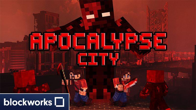 Apocalypse City on the Minecraft Marketplace by Blockworks