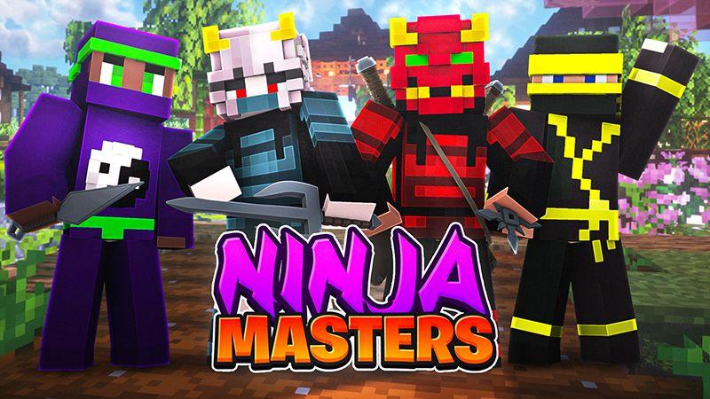Ninja Masters on the Minecraft Marketplace by Sapphire Studios