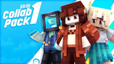 Collab Pack 1 on the Minecraft Marketplace by Glowfischdesigns