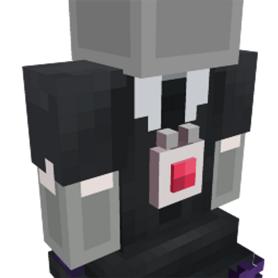 Goth Dress on the Minecraft Marketplace by House of How