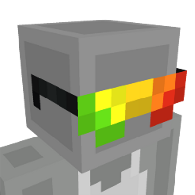RGB Glasses on the Minecraft Marketplace by CreatorLabs