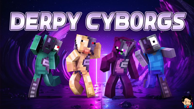 Derpy Cyborgs on the Minecraft Marketplace by Duh