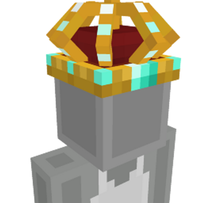 Royal Crown on the Minecraft Marketplace by Pixelbiester