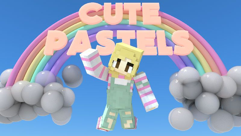 Cute Pastels on the Minecraft Marketplace by Impulse