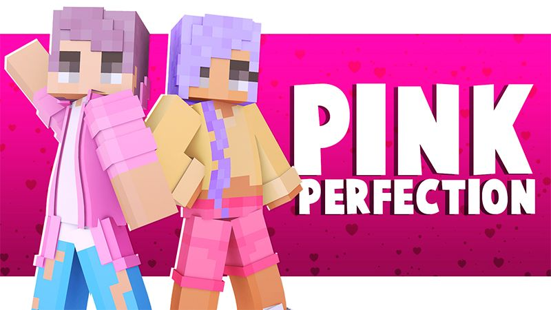 Pink Perfection on the Minecraft Marketplace by Pickaxe Studios