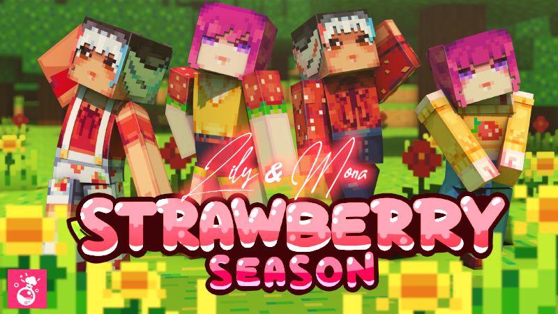 Strawberry Season on the Minecraft Marketplace by Humblebright Studio