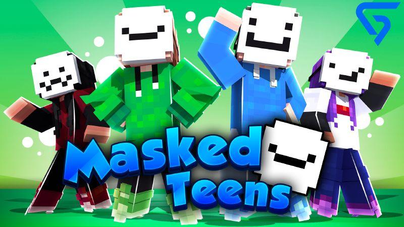 Masked Teens