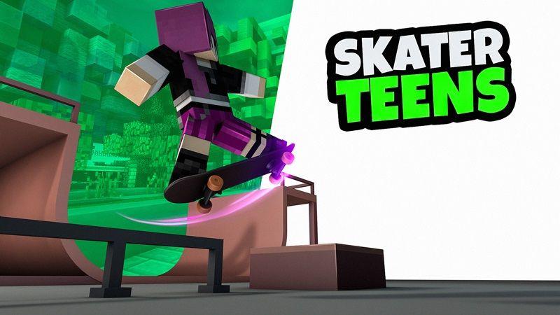 Skater Teens