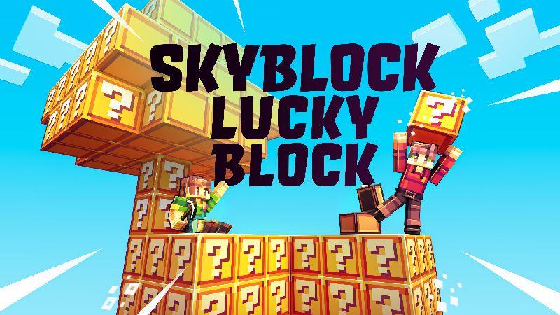 Skyblock Lucky Block