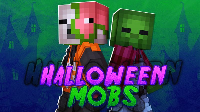 Halloween Mobs on the Minecraft Marketplace by Monster Egg Studios