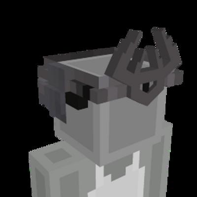 Logdotzip 3D Headband on the Minecraft Marketplace by Logdotzip