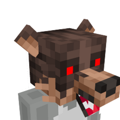 Werewolf Mask on the Minecraft Marketplace by Square Dreams