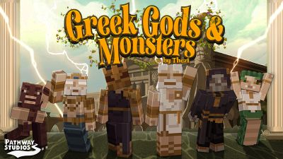 Greek Gods  Monsters on the Minecraft Marketplace by Pathway Studios